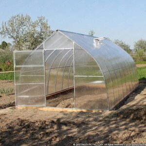 Polycarbonate Greenhouse Drop 20
