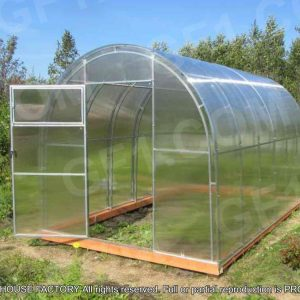 Polycarbonate Greenhouse Ruby 2.5