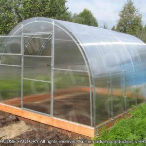 Polycarbonate Greenhouse Ruby 3